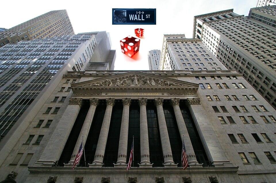 New York Stock Exchange Wall St Banks
